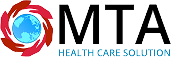 Mta health care solution logo